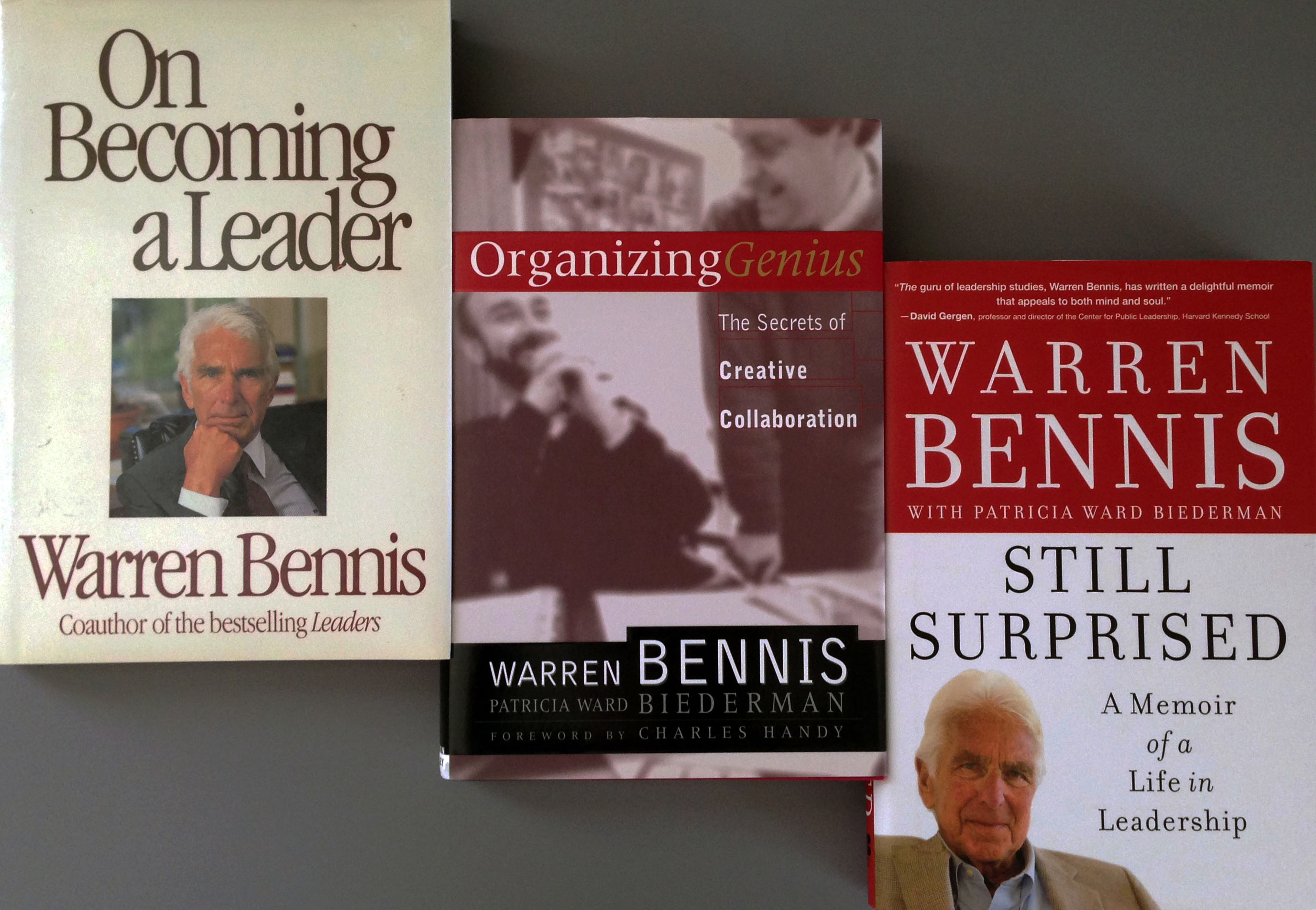 Warren Bennis Books