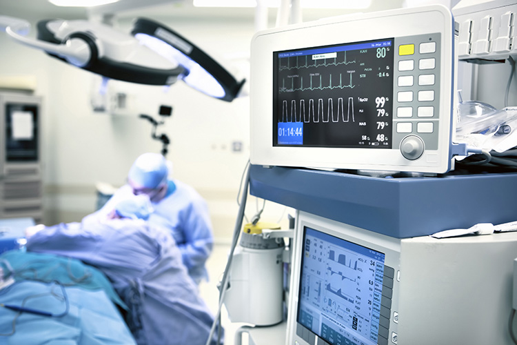 Operating Room Monitors